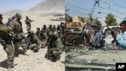 تربیه و تجهیز نیرو های امنیتی در افغانستان و عراق میلیارد ها دالر هزینه برداشته است.