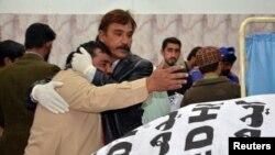 بريد کې د وژل شوؤ خواريکښو تعلق د بلوچستان صوبې د پښتنو د سيمې ژوب سره دی.
