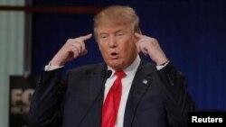 Novo izabrani američki predsednik Donald Tramp