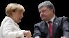 Merkel Komentar Soal Trump, Ukraina