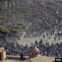 Egipćani u New Yorku podržavaju promjenu režima u rodnoj zemlji