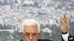 Shugaban Palasdinawa Mahmed Abbas