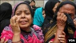 کراچی آتشزدگی