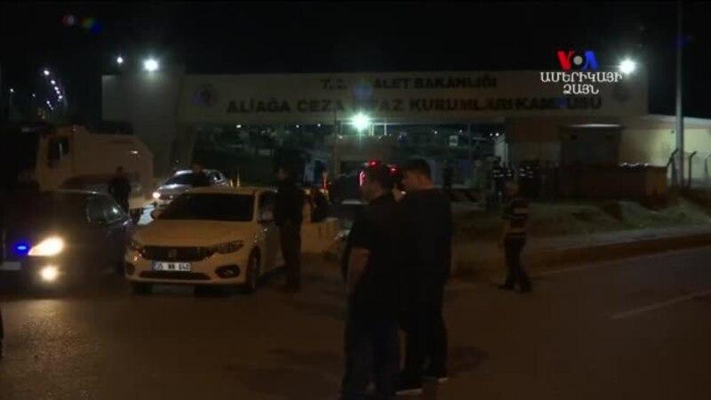 Ամերիկացի հոգեւորականը կշարունակի մնալ թուրքական բանտում