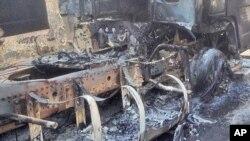 지난 2월 나이지리아 마이두구리 지역에 위치한 공군기지가 보코하람의 공격을 당했다.