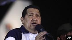 委內瑞拉總統查韋斯(資料圖片)