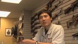 我,美国人:开枪店的华人