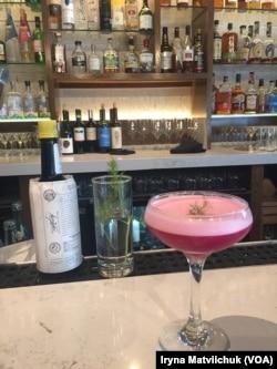 Алкогольний коктейль із червоного буряка