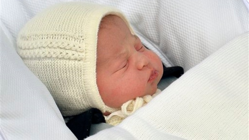 Wait Begins for Naming of Baby Princess