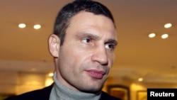 Ông Vitali Klitschko, cựu vô địch quyền anh hạng nặng và hiện là một chính trị gia, có phần chắc sẽ là thị trưởng kế tiếp của thủ đô Kyiv