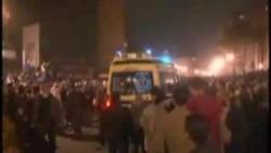 埃及安全部队与示威者连续第三天发生冲突
