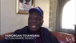 Mutungamiriri weMD-T, VaMorgan Tsvangirai Voshoropodza Mhirizhonga Yakaitika kuMahofisi eBato Ravo kuBulawayo neSvondo