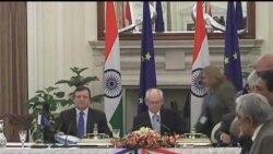 درخواست اتحادیه اروپا از هند به ترغیب ایران به تجدید مذاکرات اتمی
