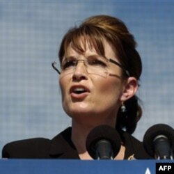 Sara Pejlin - predsednički kandidat 2012?