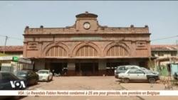 Mémoire de la ligne Dakar-Bamako