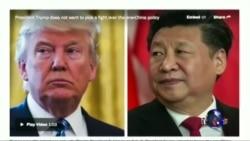 """时事大家谈: 川普确认""""一中""""政策,台湾如何应对?"""