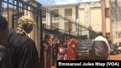 Reportage d'Emmanuel Jules Ntap sur les leaders sécessionnistes emprisonnés