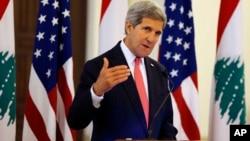US Kerry Lebanon