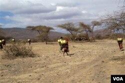 Kekeringan yang parah melanda Ethopia dan negara-negara Afrika lainnya.