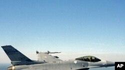 타이완에 판매될 F-16 전투기 (자료사진)