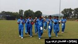 افغانستان روز سه شنبه با سعودی و روز پنج شنبه با مالیزیا رقابت می کند