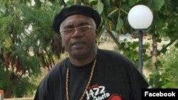 Francisco Rasgado, jornalista angolano