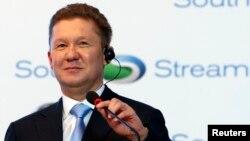 """Aleksej Miler, izvršni direktor """"Gazproma"""""""