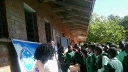 Affaire Merveille Bazonzila: journée sans masque anti-Covid à Nkayi