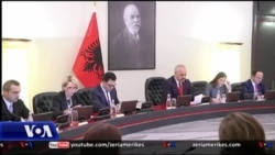 Tiranë, diskutohet projektbuxheti i ri