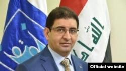 Laith Jebir Hamze peyvdarê Komsiyona Bala yê Hilbijartinan li Îraqê