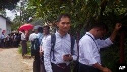 Myanmar Now အယ္ဒီတာခ်ဳပ္ အာမခံနဲ႔ျပန္လြတ္