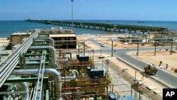 리비아의 원유 수출 시설