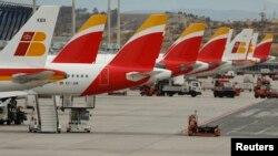 La aerolínea española Iberia es una de tres empresas que han dejado de ofrecer sus servicios en Venezuela en esta semana.