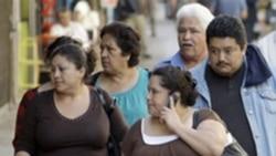 Latinos in Los Angeles, California