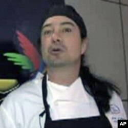 "Chef Jose Luis Fernandez, won the ""Peoples' Choice"" award"