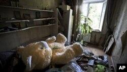 После наводнения. Крымск, Россия