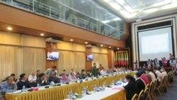 UNFC နဲ႔ NCA သေဘာတူညီခ်က္ မနီးစပ္ေသး