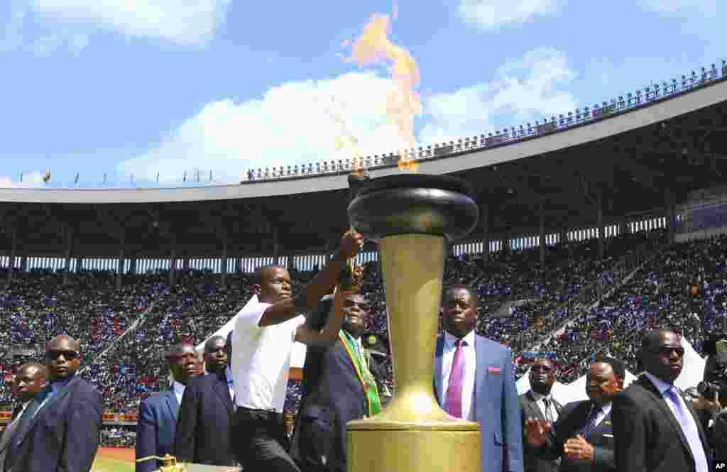 Zimbabwe Independence Celebrations