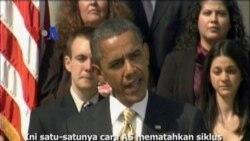 Presiden Obama Desak Pencabutan Subsidi Pajak BBM - Liputan Berita VOA