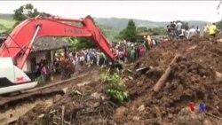 哥倫比亞發生山體滑坡至少17死