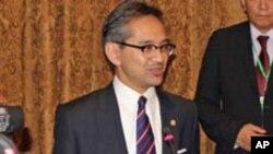 印度尼西亚外长马蒂(资料照片)