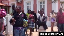 Moradores protestam contra demolição das suas casas em Malanje