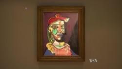 บริษัทประมูล Sotheby เตรียมนำภาพ 'ปิกาสโซ' ออกแสดงในเอเชีย