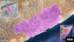 Hotel Dayah, Mogadishu, Somalia.