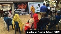 Niger: Addu'ar a sako 'yan matan Chibok da Dapchi