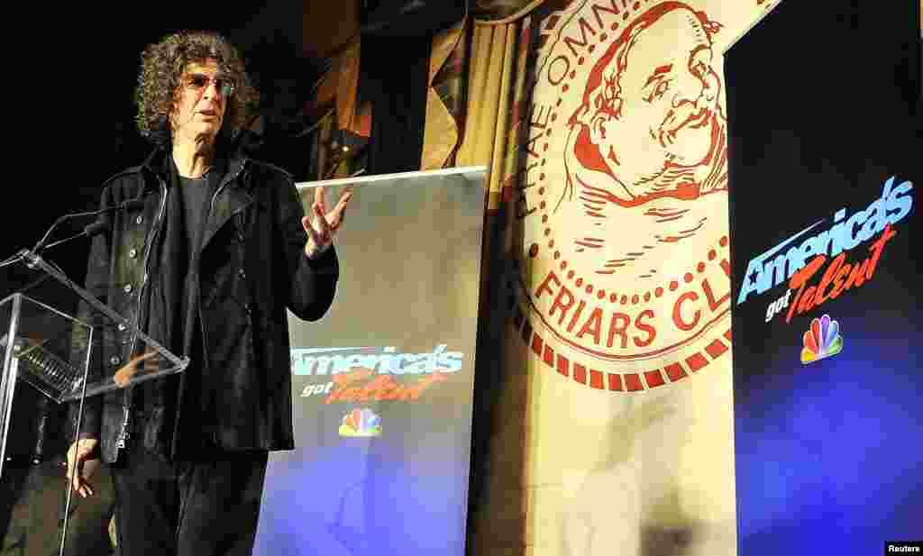 7. Howard Stern ($85 million). Le présentateur radio et TV Howard Stern est connu pour commencer des polémiques.