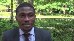 Riveraldo sonha que a justiça esteja ao alcance de todos os angolanos