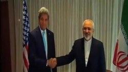 克里就核協議問題向伊朗施壓