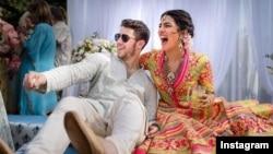 مراسم ازدواج «پریانکا چوپرا» و «نیک جوناس» در هند
