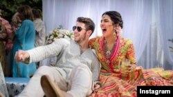 Priyanka Chopra dan Nick Jonas dikabarkan menikah (courtesy photo)